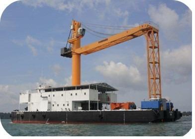 Floating Cranes