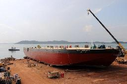 Fuel Oil & Chemical Tank Barge