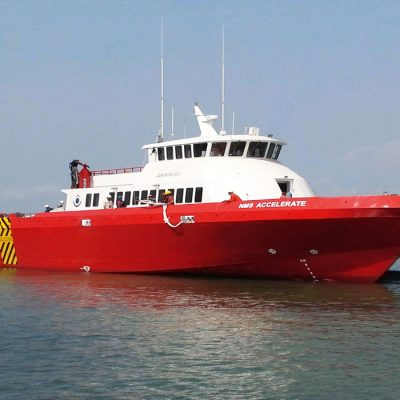 Crew Boat Alumunium
