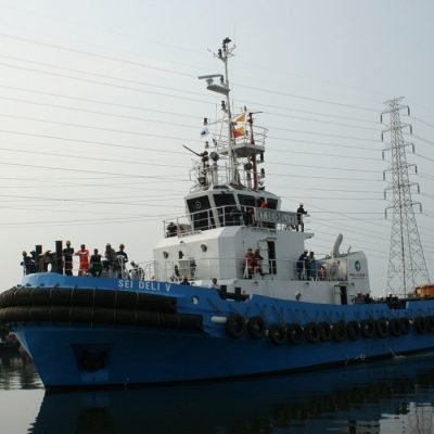 Tug Boat 2 x 1600