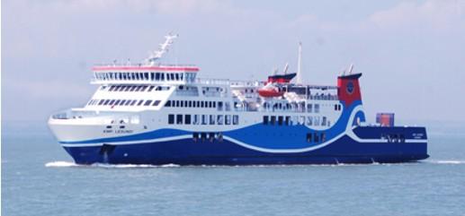 Ferry 5000 GRT
