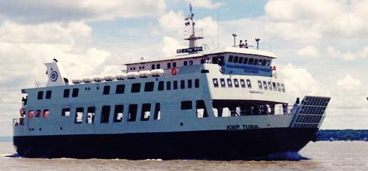 Ferry 600 GRT