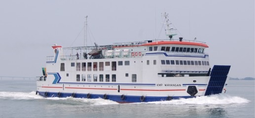 Ferry 750 GRT