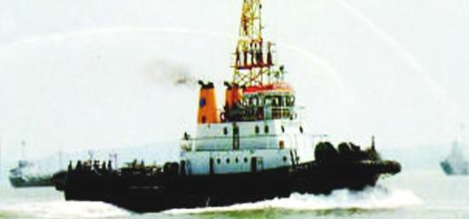 Tug Boat 2×1600 HP