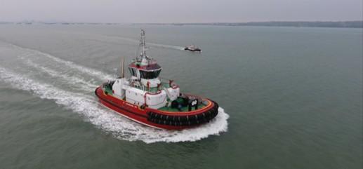 Tug Boat 2×1800 HP