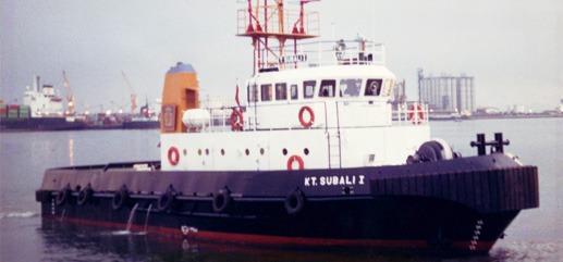 Tug Boat 2×650 HP