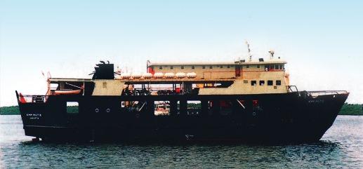 Ferry 400 GRT