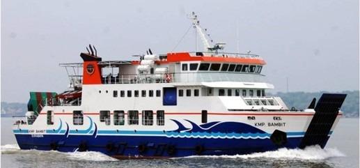 Ferry 300 GRT
