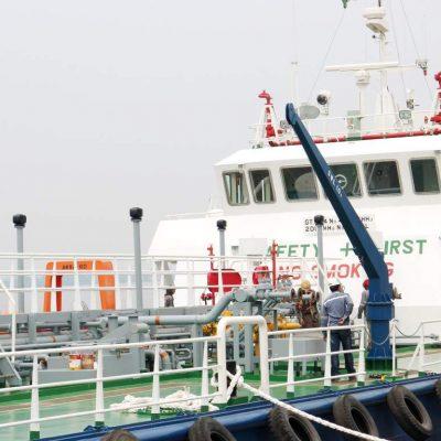 AKRA 60 – 1000KL SELF PROPELLED OIL BARGE