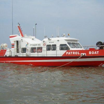 Patrol Boat Badak
