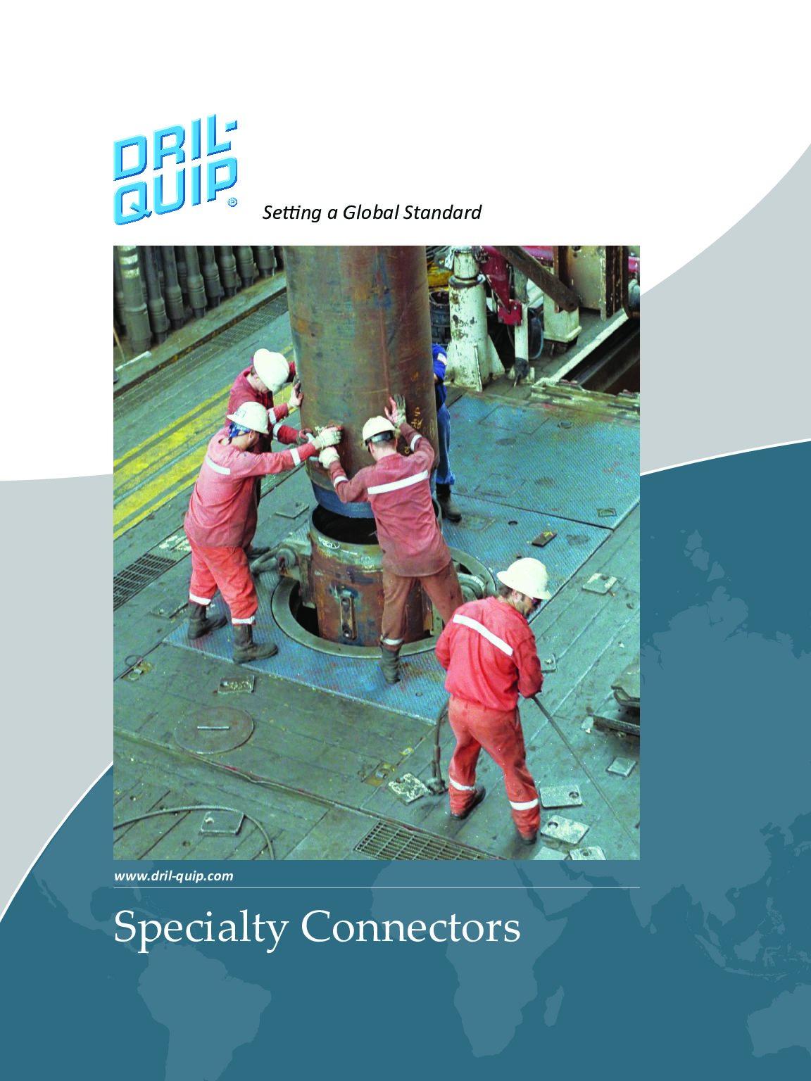 Specialty Connectors Catalog