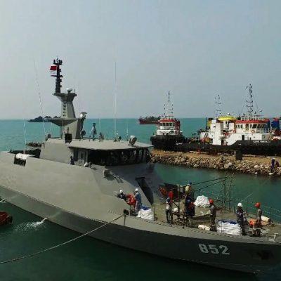Kapal Patroli Cepat 43M