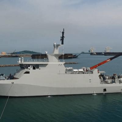 Kapal Patroli Cepat 40M Kurau