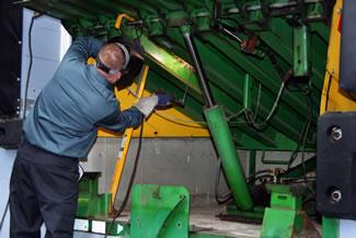 Docking Repair Maintenance