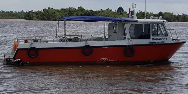 11 M – SEA CARGO
