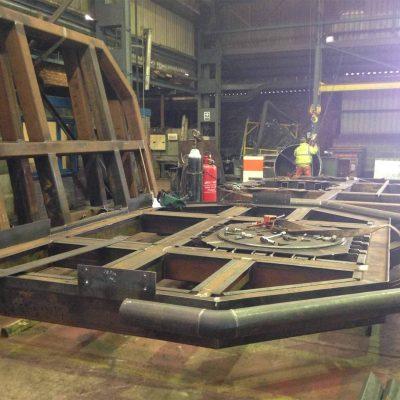 Heavy Steel Fabricator