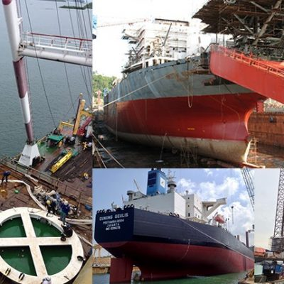 SHIP REPAIR AND CONVERSION