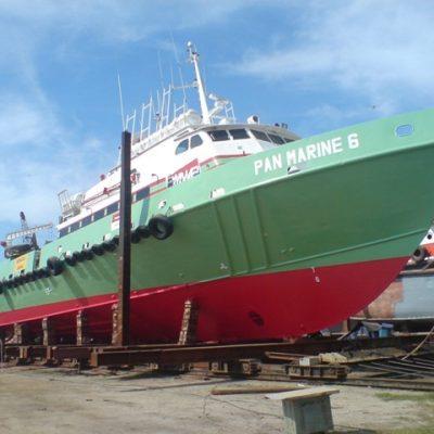 Aluminium Crew Boat