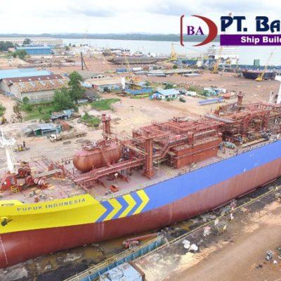 Ammonia Carrier Dry Dock