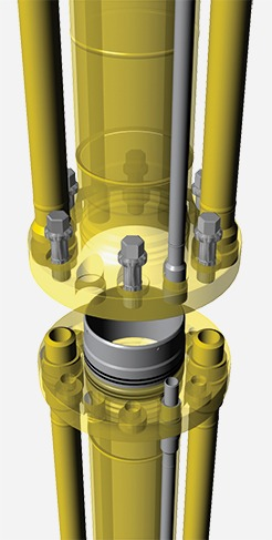 Marine Drilling Riser Connector