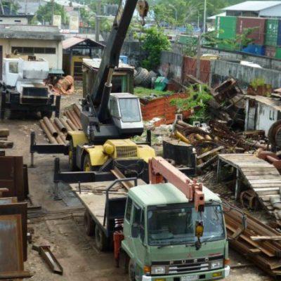 Crane and Heavy Equipments