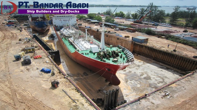 LNG Carrier Dry Dock