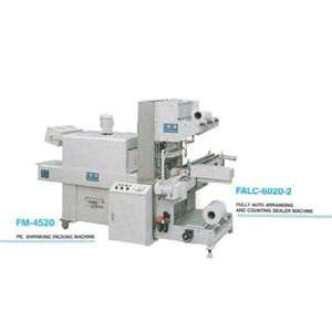 Fully Auto Arrange and Count Sealer Machine FALC-6020-2