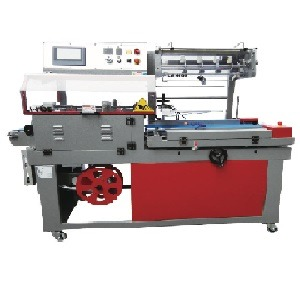 Fully Automatic Economical L Type Sealing Machine Ouya LA-460EKB