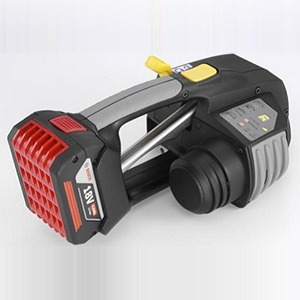 Battery powered automatic PET & PP combination strapping tool ZP93 & ZP97