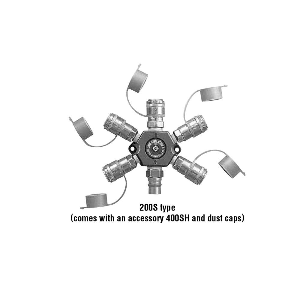 Line Cupla 200T/L/S