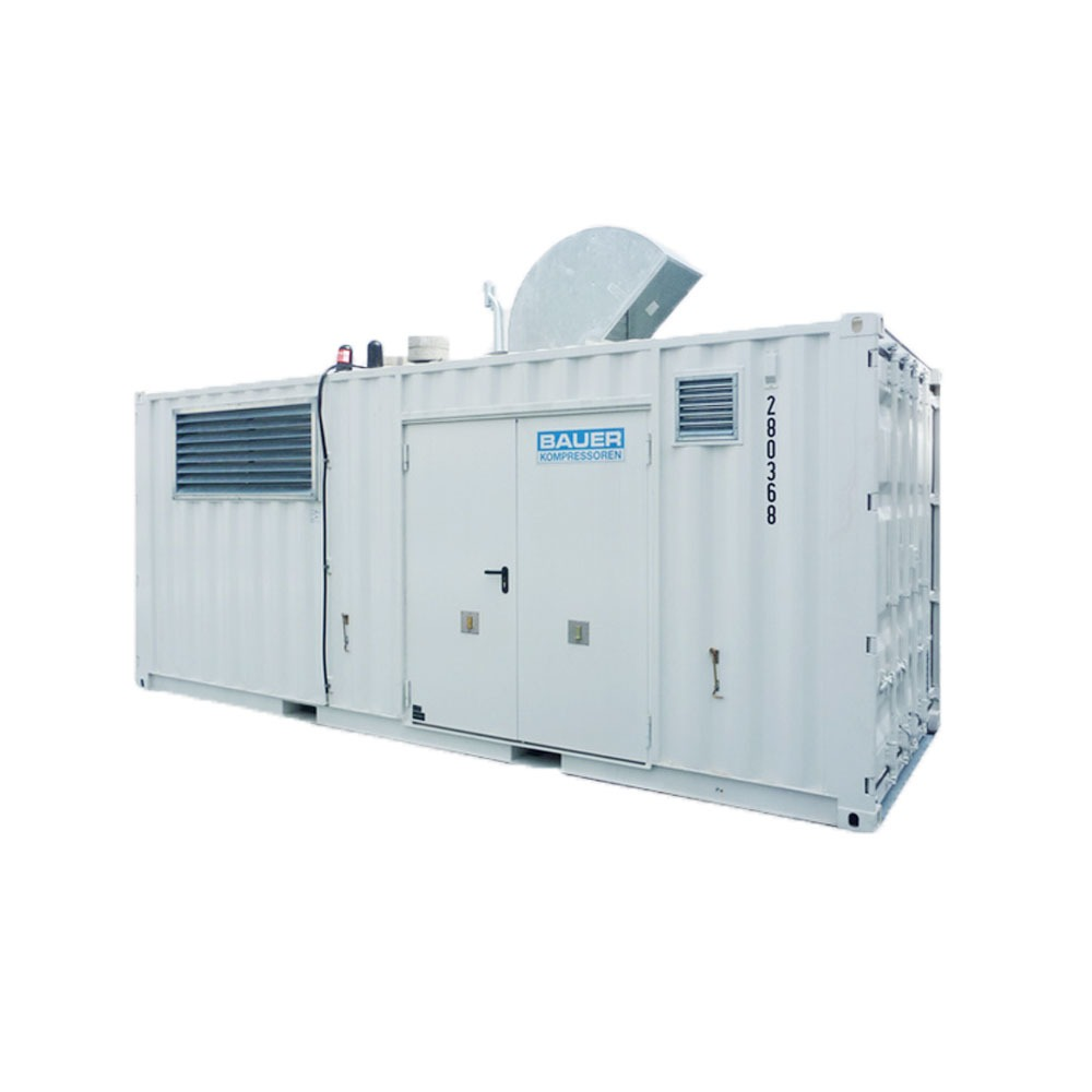 Natural Gas Supply of Engine Test Benches