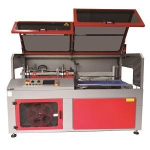 Fully Automatic Vertical L Type Sealing Machine Ouya LA-8000VM