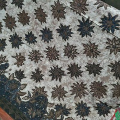 Batik Tulis Indigo