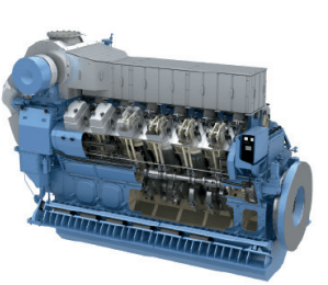 Liquid Fuel Medium Speed Generator Sets