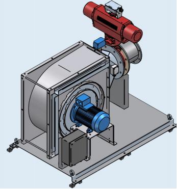 Exhaust Pre-Ventilation Upgrade