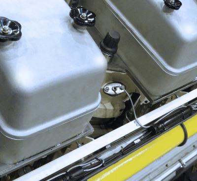 Cylinder Pressure Monitoring (CPM)