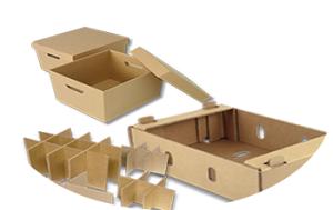 Die-Cut Carton Box