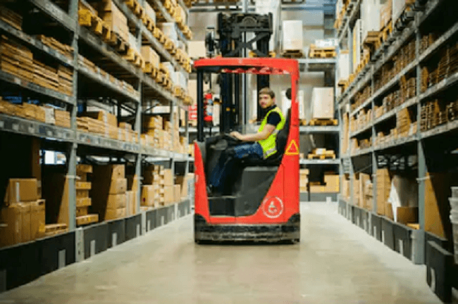 Digital transformation in logistic and Warehouse management