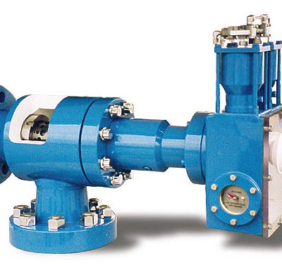 Choke Valves and Stepping Actuators