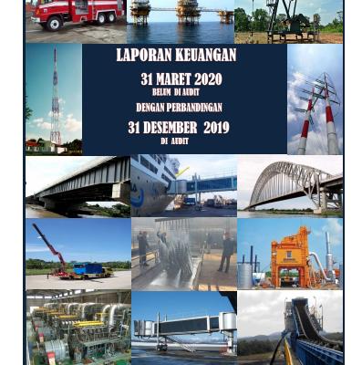 Annual Report – 2019 PT. Bukaka Teknik Utama Tbk