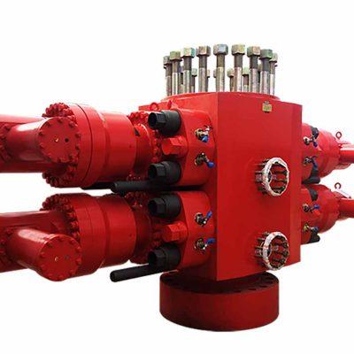 Project 25,000-psi Ram-Type BOP