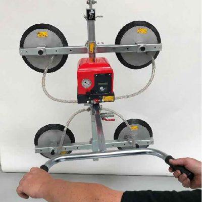 AL-BUTLER vacuum lifter spider 200