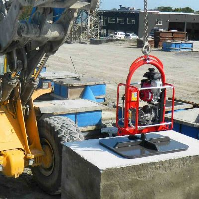 AL-DYNAMIC 8000 attachment vacuum lifter