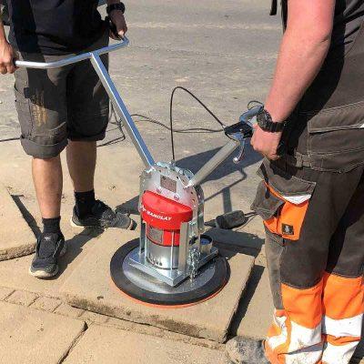 AL-MANOLAY vacuum lifter