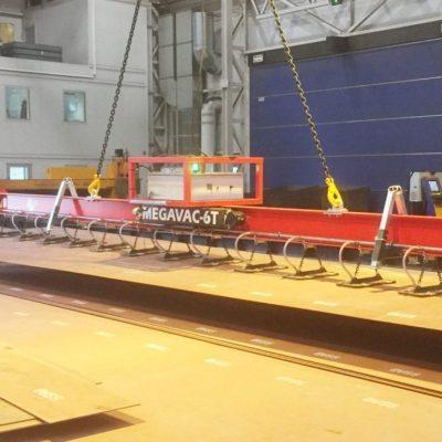 AL-MEGAVAC vacuum lifter