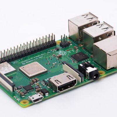 Raspberry Pi 3 – Model B+
