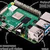 Raspberry Pi 4 - model B