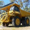 Test Service to Purchase Driver for Haul Trucks