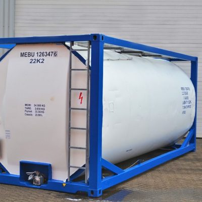 20′ ISO tank container, chemical