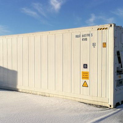 40′ Reefer Container
